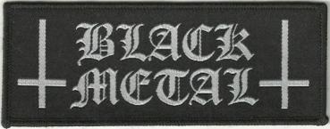 Black Metal Patch