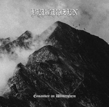 "Bergrizen - Einsamkeit im Wintersturm LP ""For Owners of the Wooden Boxset"""