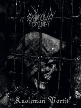 Shadow's Mortuary - Kuoleman portit Din A5 Digipak lim. 99