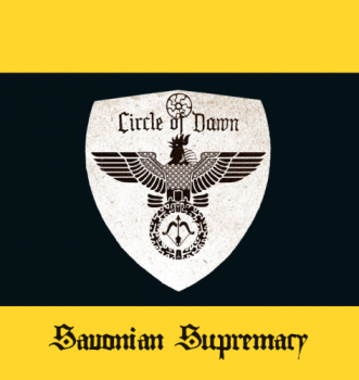 Circle of Dawn - Savonian Supremacy CD