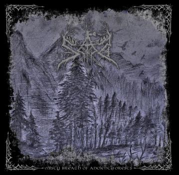 Sad - Misty Breath of Ancient Forests CD