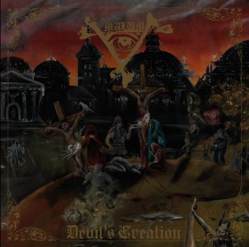 Malum - Devils Creation CD