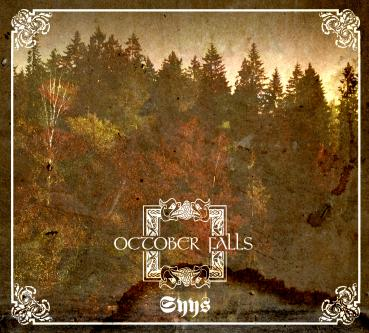 October Falls - Syys Digipak CD lim. 199