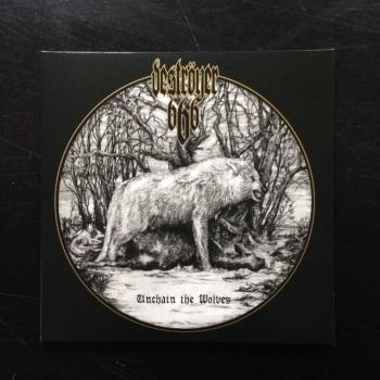 "Destroyer666 - Unchain The Wolves 12""LP"