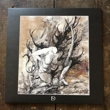 "Devouring Star - The Arteries Of Heresy 12"" LP"