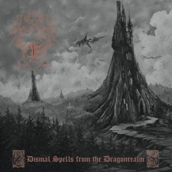 Druadan Forest - Dismal Spells from the Dragonrealm DLP neon wax lim. 200
