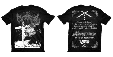 Goats of Doom - Tie on Hänen Omilleen T-Shirt