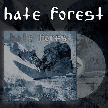 Hate Forest - Purity Vinyl lim. 300