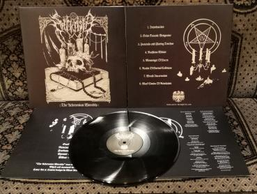 "Sarkrista - The Acheronian Worship 12"" LP black wax"