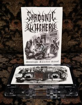 Sardonic Witchery - Moonlight Sacrifice Ritual Tape