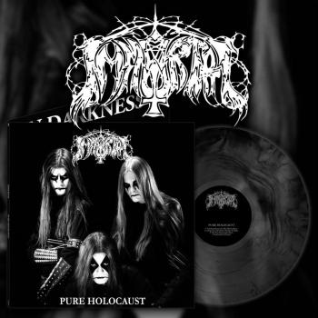 Immortal - Pure Holocaust LP Black Galaxy Vinyl