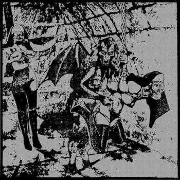 Infernal Darkness ‎– Into Infernal Darkness...LP (Satanic Warmaster / White Death)