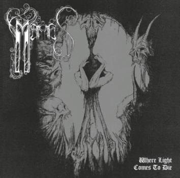 Marras - Where Light Comes to Die CD