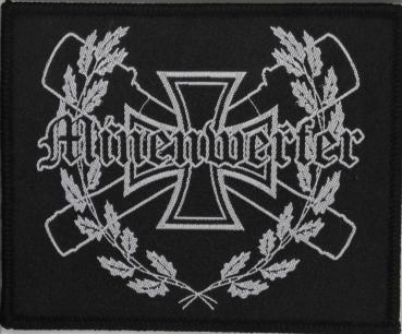 Minenwerfer - Logo Patch
