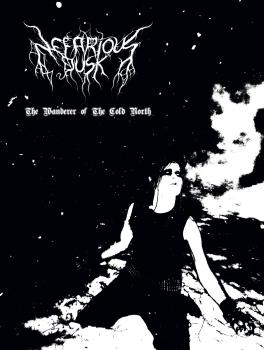 Nefarious Dusk - The Wanderer of the Cold North Din A5 Digipak CD
