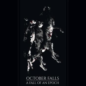 October Falls - A Fall of an Epoch Digipak CD