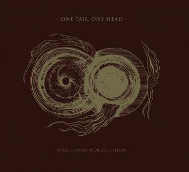 One Tail, One Head - Worlds Open, Worlds Collide digipak CD