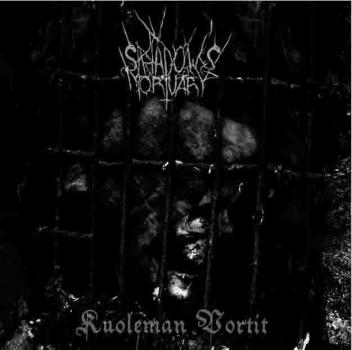 "Shadow's Mortuary - Kuoleman portit 12"" LP"