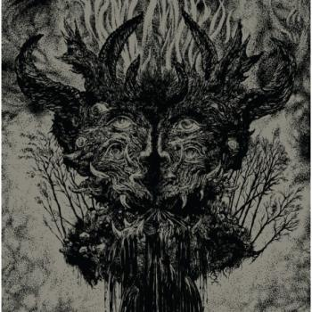 "Svartidaudi - The Synthesis Of Whore And Beast 12"" LP"