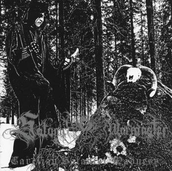 Satanic Warmaster ‎- Carelian Satanist Madness 2CD