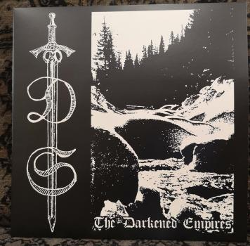 Depressive Silence ‎- The Darkened Empires LP