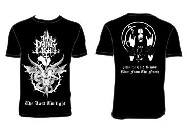 Thy Dying Light - The Last Twilight T-Shirt