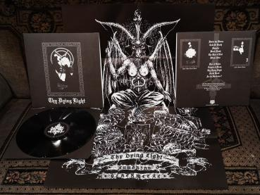 "Thy Dying Light - Thy Dying Light 12"" LP with Din A1 Poster"