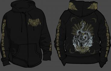 AntimateriA - Hooded Zipper S-XXL