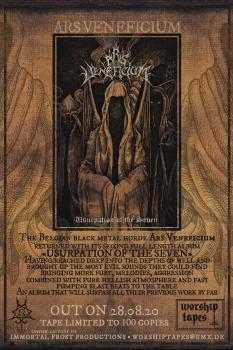 Ars Veneficium  - Usurpation Of The Seven Tape