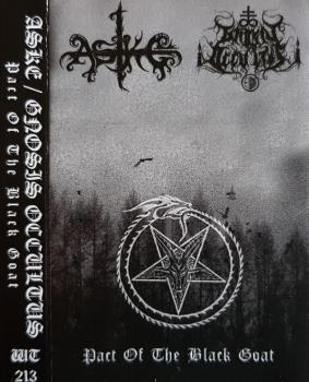 Aske / Gnosis Occultus - Pact Of The Black Goat Tape