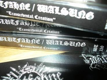 Blutfahne / Walsung - Transcendental CreationTape lim. 100