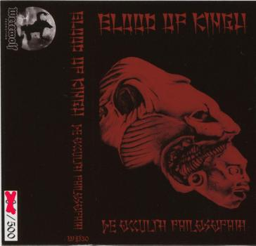 Blood of Kingu - De Occulta Philosophia Pro Tape
