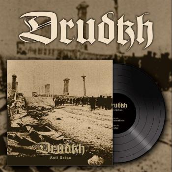 Drudkh - Anti Urban LP black Vinyl