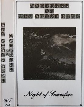 Fortress Of The Olden Days ‎– Night Of Sacrifice Tape lim. 100