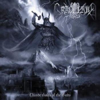 Graveland - Thunderbolt of the Gods Gatefold LP