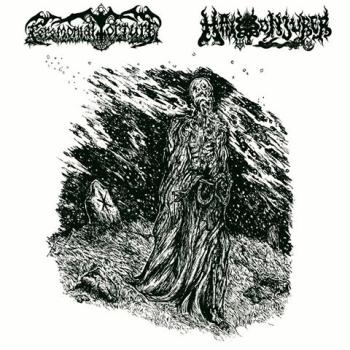 Ceremonial Torture / Hail Conjurer - Split LP