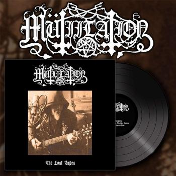 Mütiilation - The Lost Tapes LP Black Wax lim. 500