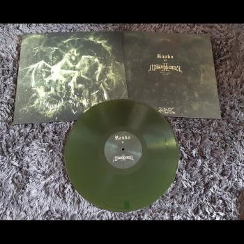 Múspellzheimr - Raukn LP green wax