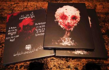 K.F.R - Nihilist Din A5 Digipak CD with 24page booklet