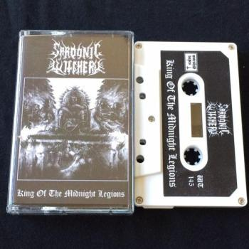 Sardonic Witchery ‎– King Of The Midnight Legions Tape lim. 100
