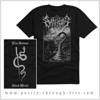 Sarkrista - Summoners of the serpents wrath T-Shirt