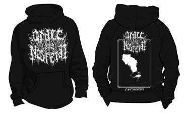 Order of Nosferat - Necuratul Hooded Longsleeve/Sweater