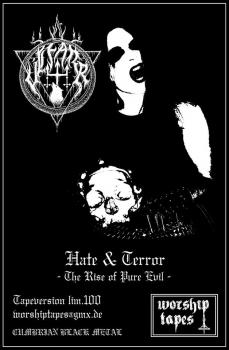 Úlfarr - Hate & Terror - The Rise of Pure Evil Tape