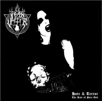 "Ulfarr - Hate & Terror - The Rise of Pure Evil 12"" LP"