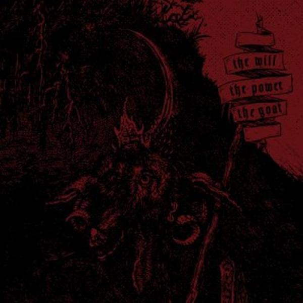 Ars Veneficium / Azaghal - The Will, The Power, The Goat LP