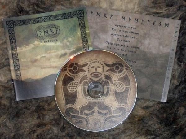 Ildra - Edelland CD