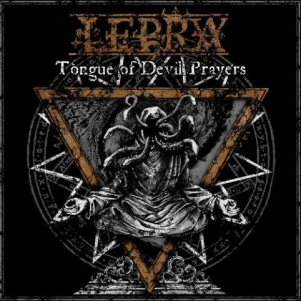 LEPRA - TONGUE OF DEVIL PRAYERS CD