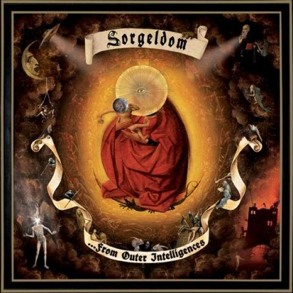 SORGELDOM (SWE) - From Outer Intelligences CD