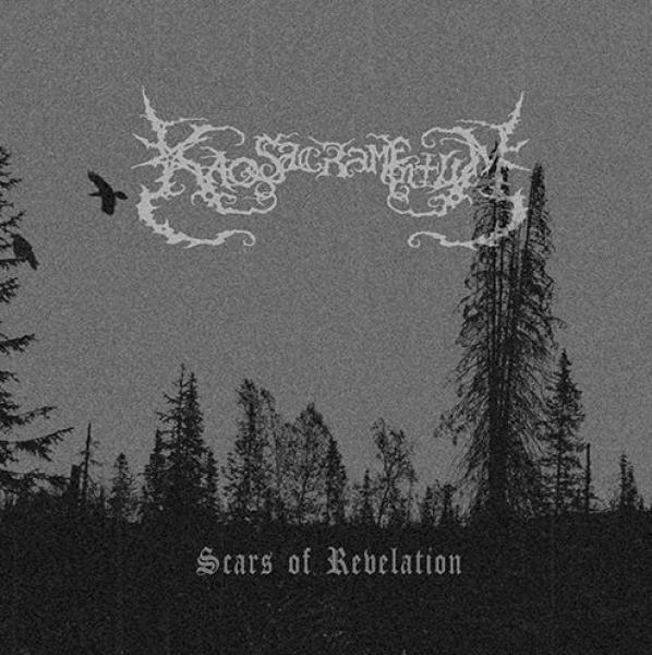KAOS SACRAMENTUM - Scars of Revelation - Digipak CD lim. 500