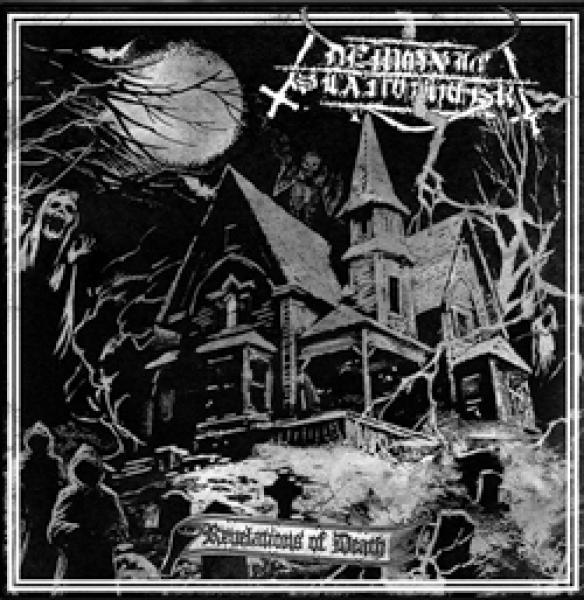 DEMONIC SLAUGHTER - Reveletion of death LP
